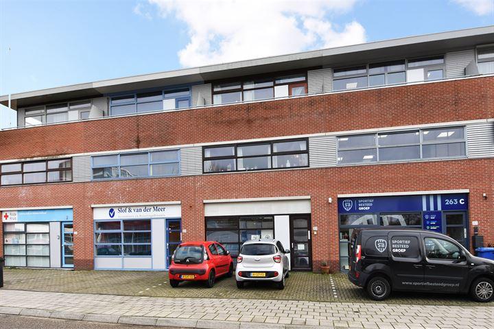 Vulcanusweg 263 B, Delft