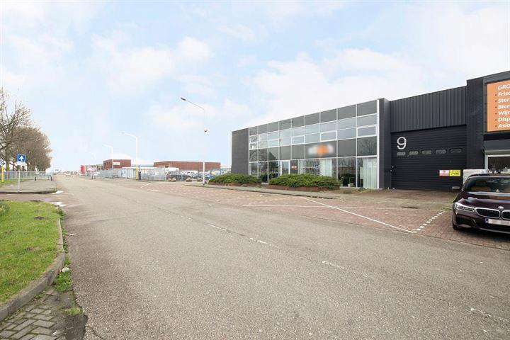 Ringvaartweg 4 3, Beverwijk