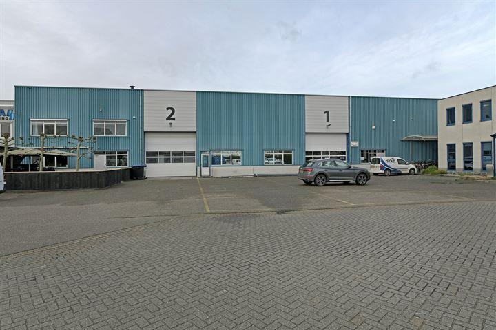 Bandijkweg 22, Maasdijk
