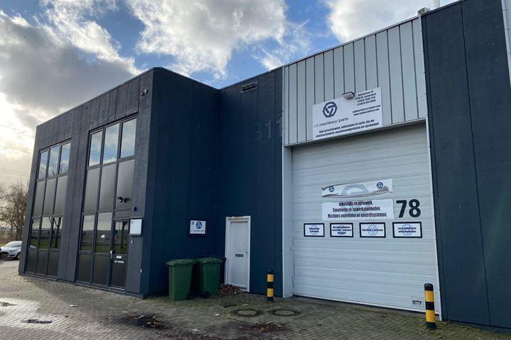 Argonstraat 78, Zoetermeer