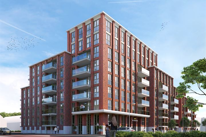 Appartement type 3a (Bouwnr. 12)