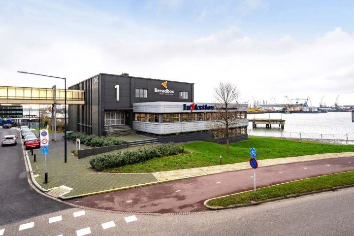 Westfrankelandsedijk 1, Schiedam