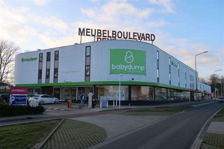 Cabergerweg 10, Maastricht