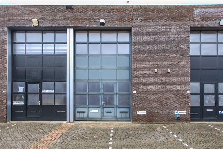 Tinstraat 69, Ridderkerk
