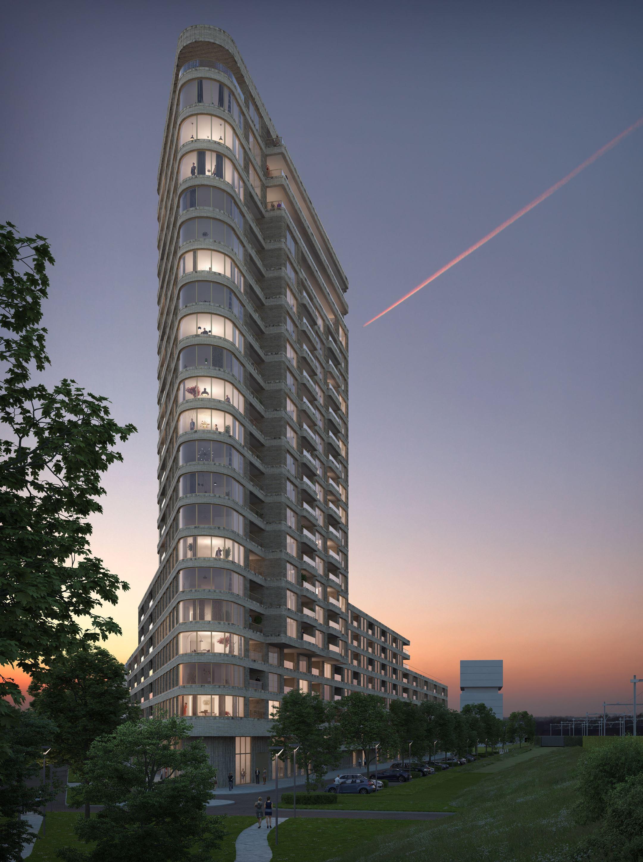 mooiste appartement van Amsterdam