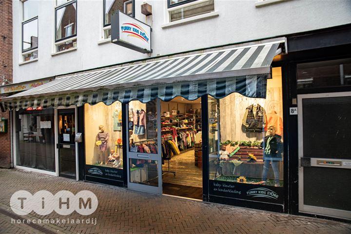 Nieuwstraat 8, Maassluis