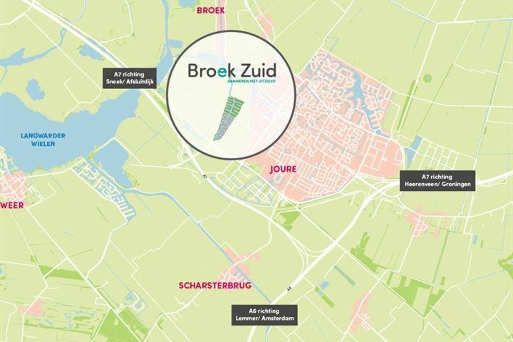 Broek-Zuid (kavels)