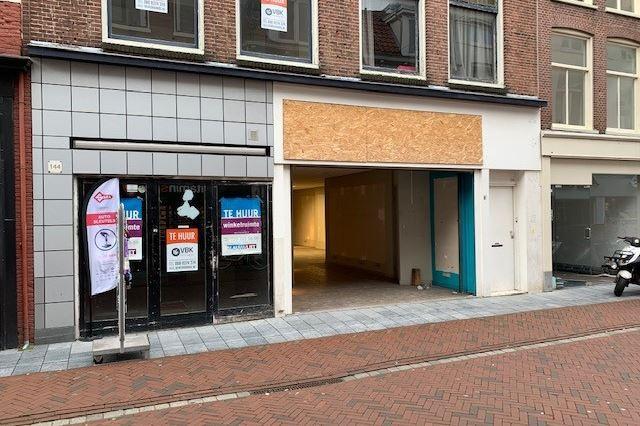 Haarlemmerstraat 144, Leiden