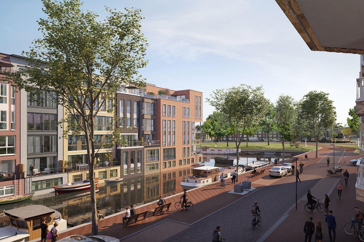 Apartment for rent: Revaleiland 30 1014 ZG Amsterdam funda