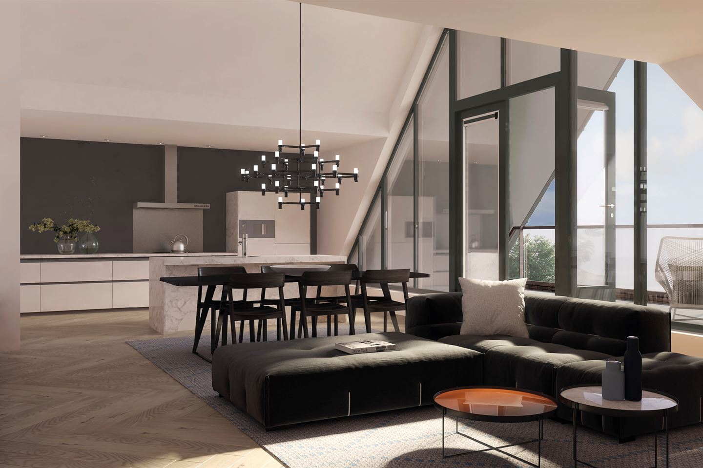 Bekijk foto 5 van De Wester appartementen 't Tag