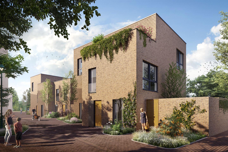 Bekijk foto 1 van The New U - Stadsvilla's (Bouwnr. 24)