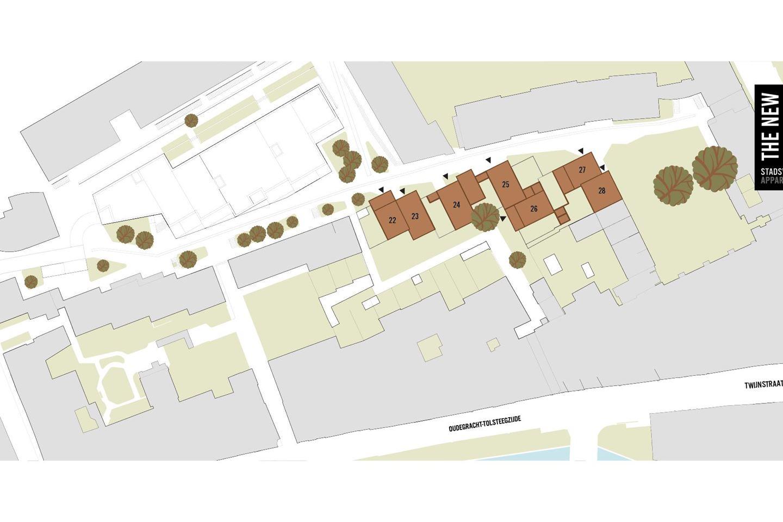 Bekijk foto 3 van The New U - Stadsvilla's (Bouwnr. 22)