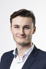 Fabian van Niekerk - Administratief medewerker
