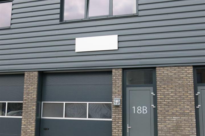 Ampèrestraat 18 B, Nijkerk