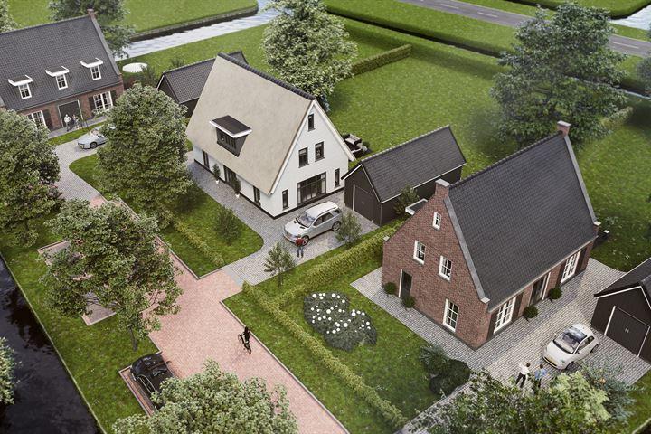 's-Gravenweg - 3 villa's | Vrije kavels