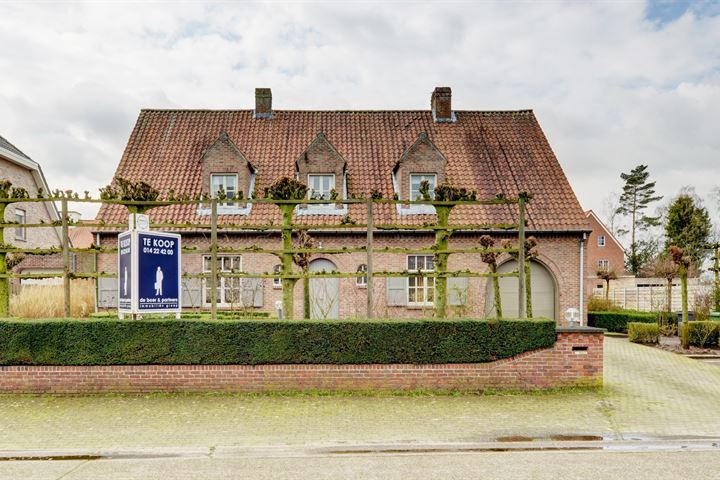 Joelestraat 3 te Poppel (België)