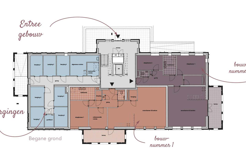 Bekijk foto 7 van Appartement begane grond aan het water (Bouwnr. 2)