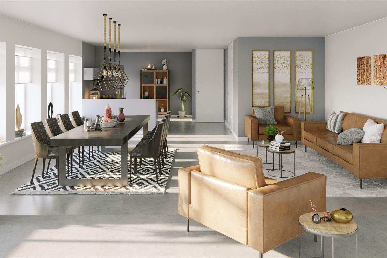 Bekijk foto 4 van Appartement (Bouwnr. 3)