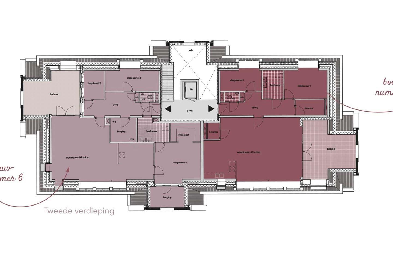 Bekijk foto 6 van Penthouse (Bouwnr. 7)