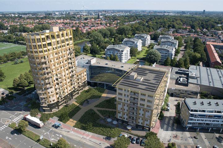 Burgemeester Feithplein 2 en 4, Voorburg