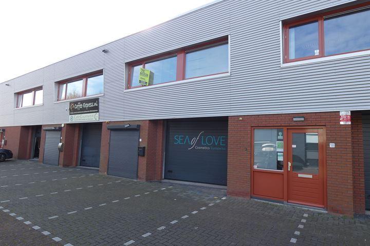 Argonweg 17, Almere