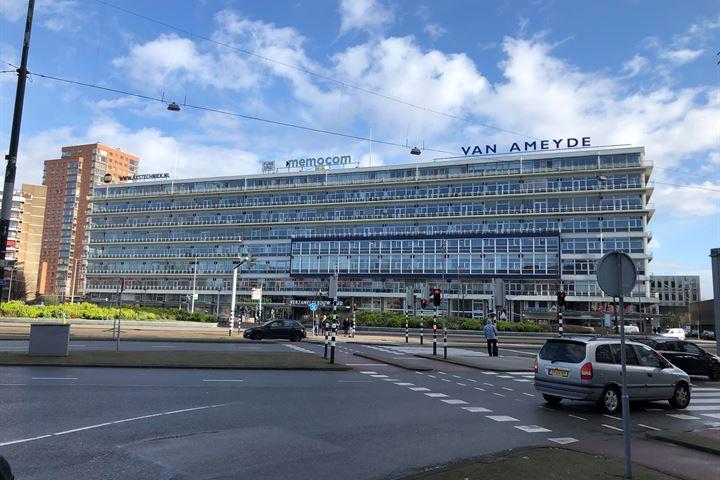 Strevelsweg 700 601-605, Rotterdam
