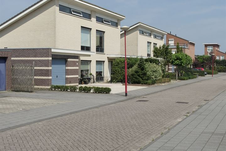 Berliozstraat 1-8