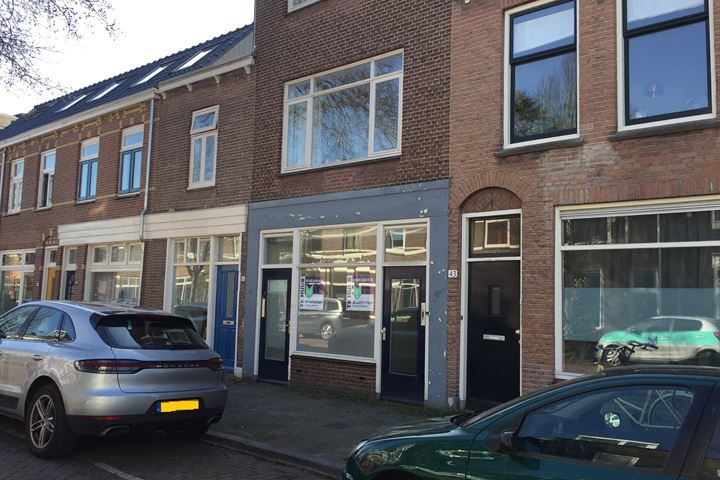 Vossegatselaan 45, Utrecht
