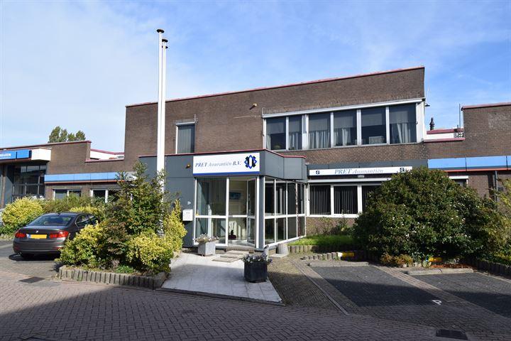 Weversbaan 21 A, Leiderdorp