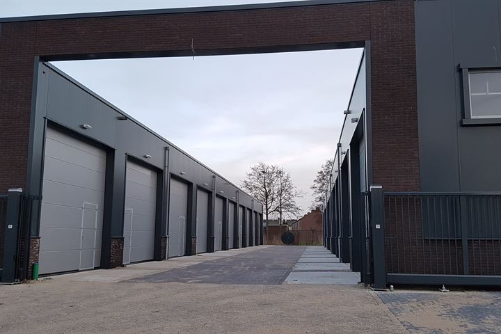 Ambachtsweg 8 A 14, Den Helder