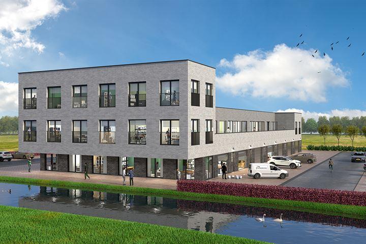 Business Lofts Zuidplas 129 tot 190 m², Nieuwerkerk aan den IJssel