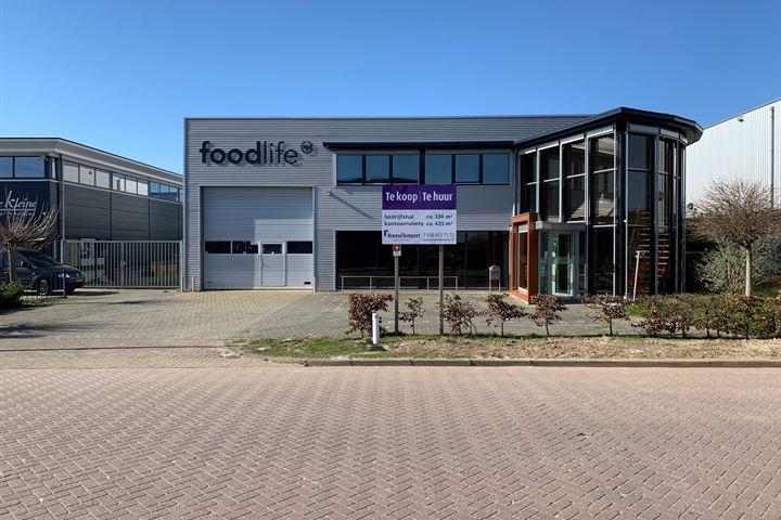 Telfordstraat 10, Zwolle
