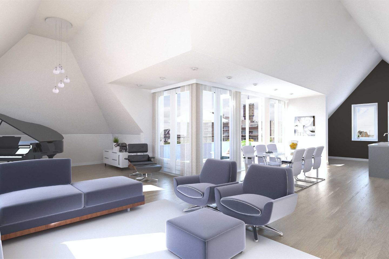 View photo 5 of Residence Rijnvliet penthouse
