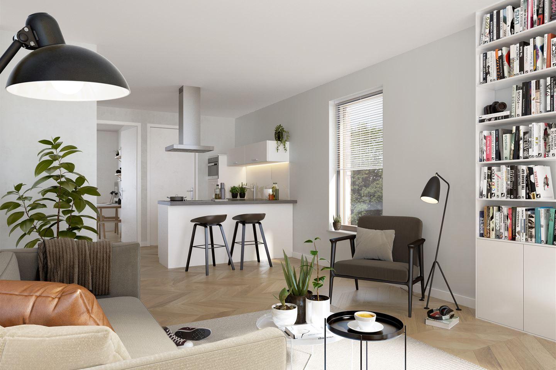 View photo 5 of Helperkade - Appartementen (Bouwnr. 11)