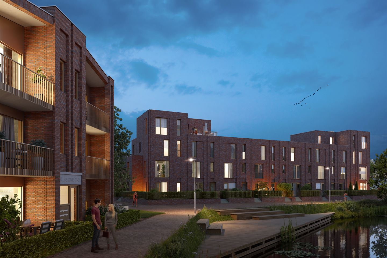 View photo 3 of Helperkade - Appartementen (Bouwnr. 13)