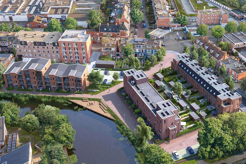 Bekijk foto 1 van Helperkade - Appartementen (Bouwnr. 16)