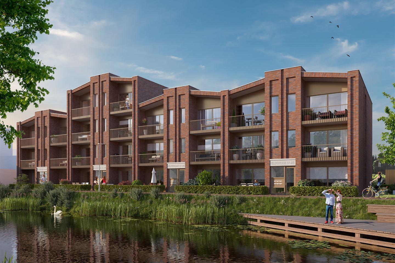 View photo 2 of Helperkade - Appartementen (Bouwnr. 24)