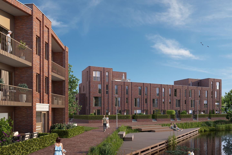 View photo 4 of Helperkade - Appartementen (Bouwnr. 25)
