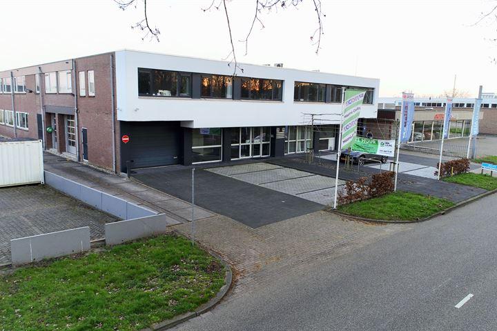Anton Philipsweg 9-11, Uithoorn