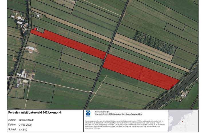 Lakerveld 242, Lexmond