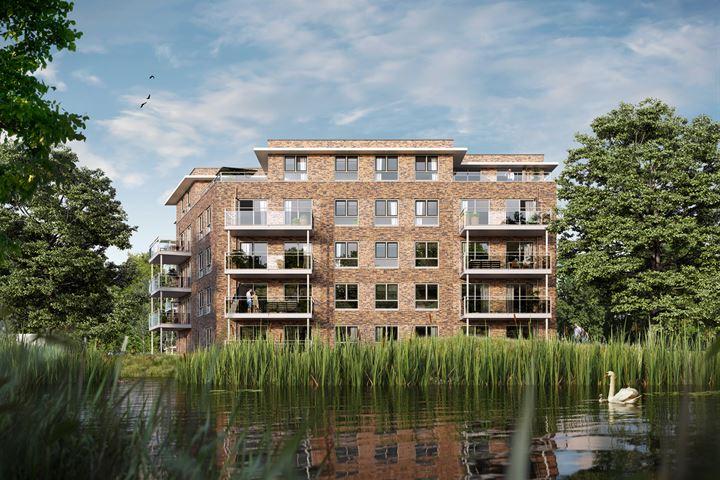 Park Harga 34 appartementen fase 3 te Schiedam