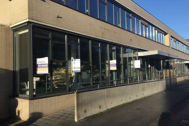 Burgemeester Baumannlaan 180, Rotterdam