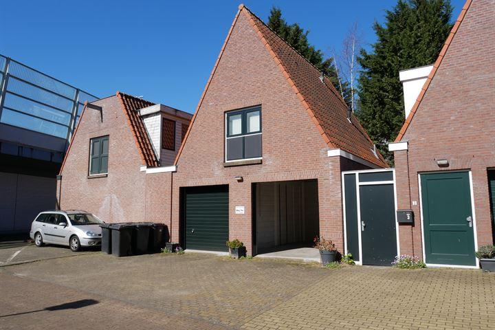 Huijgensstraat 1 a, Voorburg
