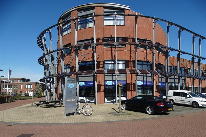 De Trompet 1701, Heemskerk