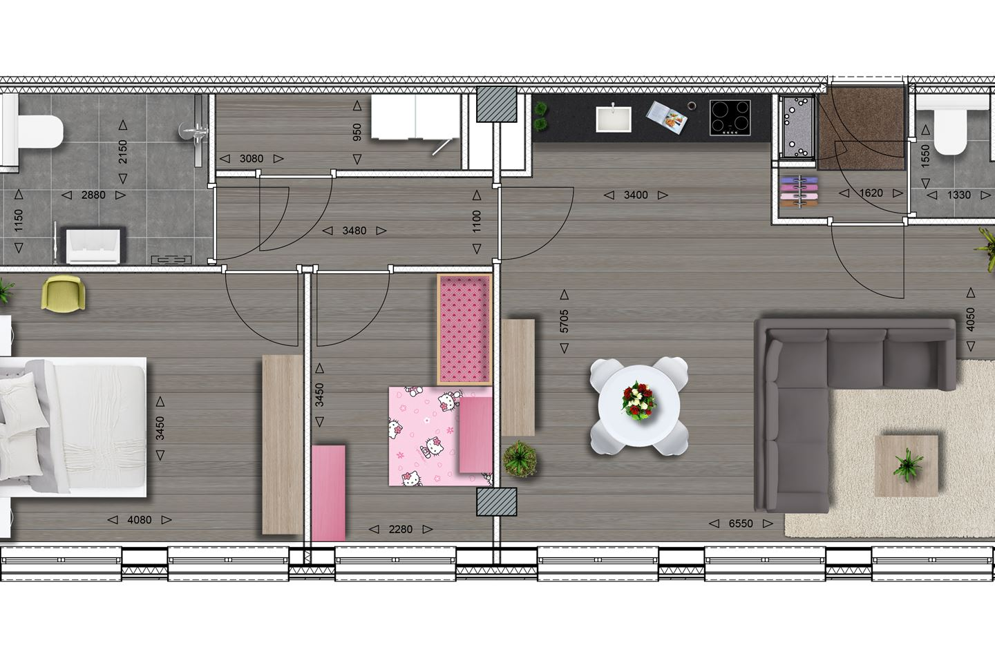 View photo 4 of Appartement (Bouwnr. 12)