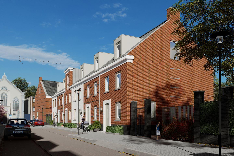 Bekijk foto 1 van Stadswoningen (Bouwnr. 27)