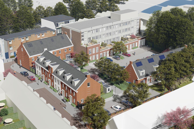 Bekijk foto 2 van Stadswoningen (Bouwnr. 27)