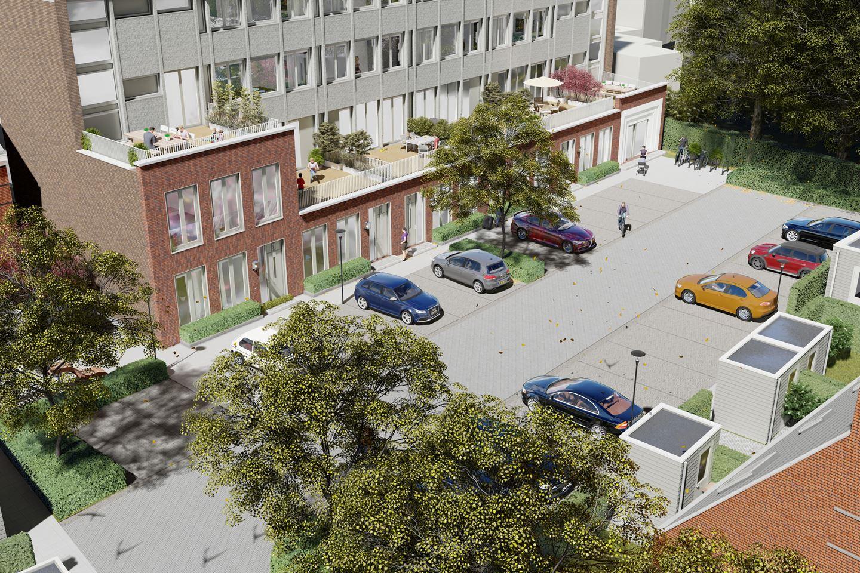 Bekijk foto 3 van Stadswoningen (Bouwnr. 28)