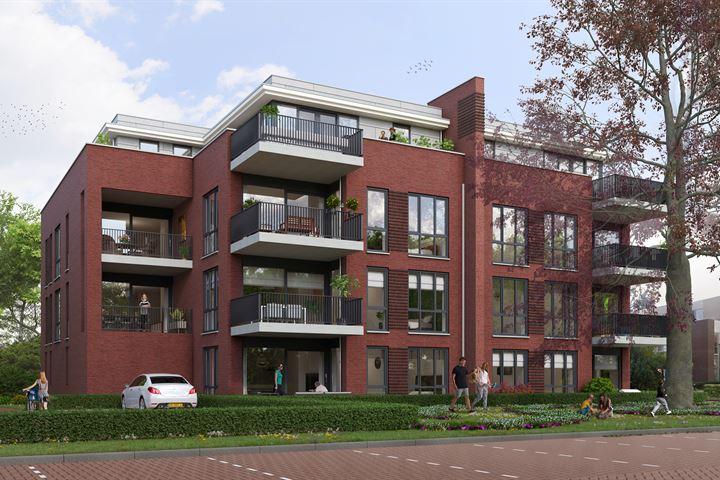 Appartement, type Hulst (Bouwnr. 5)