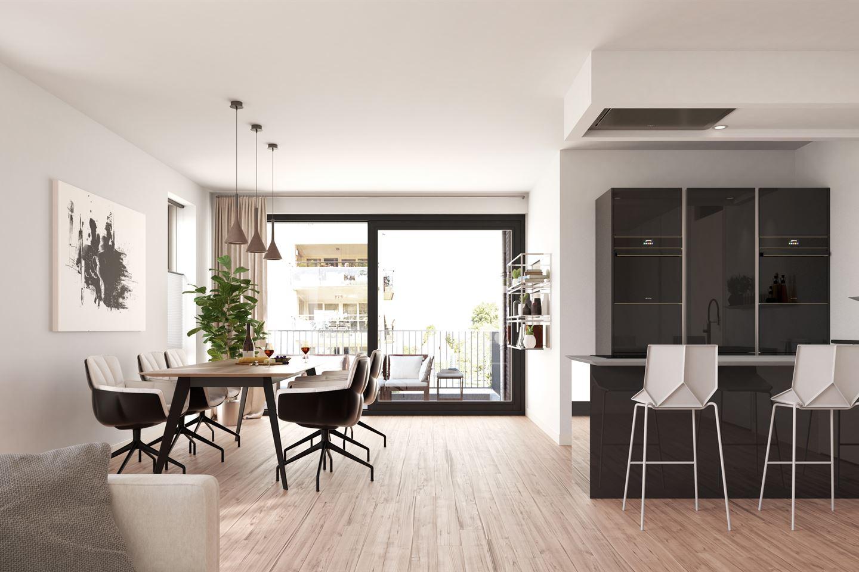 Bekijk foto 4 van Appartement, type Hulst (Bouwnr. 5)